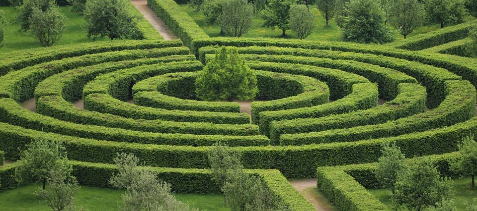 The spiritual path can be a maze filled with highs and challenges.